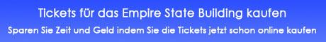 Tickets für das Empire State Building kaufen