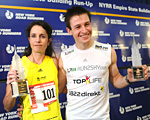 Deutscher gewinnt Empire State Building Run-Up
