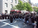 Steuben Parade in New York