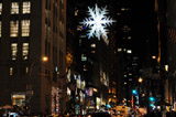 Unicef Snowflake 5th Avenue New York